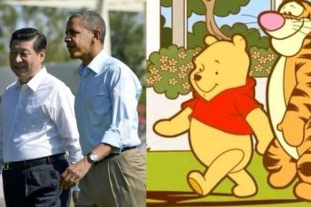 Xi and Winnie
